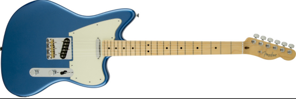 Fender 2016 Limited Edition American Standard Offset Telecaster 2016 Lake Placid Blue