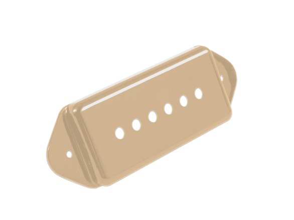 Gibson Dog Ear Creme P-90 / P-100 Pickup Covers