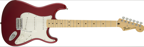 Fender American Special Stratocaster 2015 Candy Apple Red