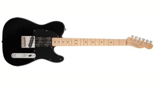 Fender Classic Player Triple Telecaster 2015 Black