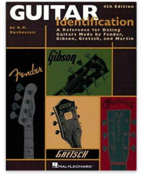 Hal Leonard Guitar Identification