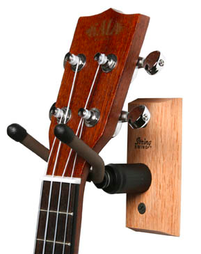 String Swing Ukulele and Mandolin Wall Hanger
