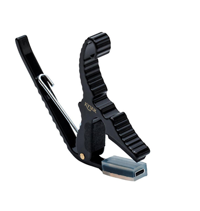 Kyser Short Cut Capo Black