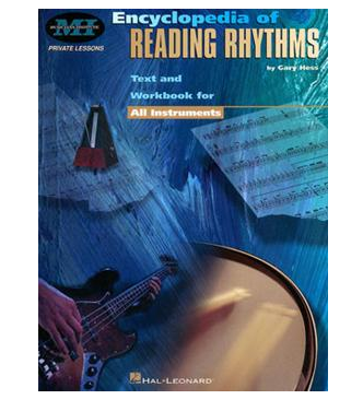 Hal Leonard Encyclopedia Of Reading Rythyms