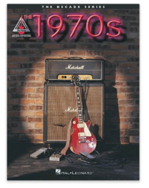 Hal Leonard The 1970's Decade Series