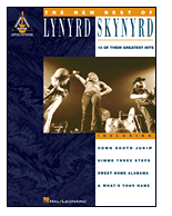 Hal Leonard The New Best Of Lynyard Skynard