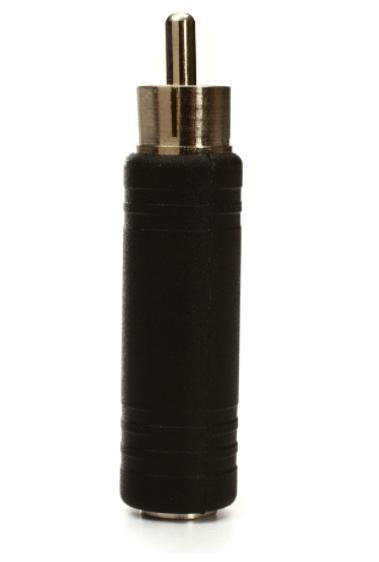 Hosa GPR-104 TSF to RCA Adapter