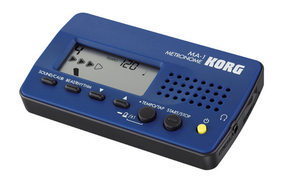 Korg MA‑1 Digital Metronome Blue