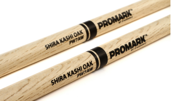 ProMark Japanese White Oak Drumsticks Wood 7A