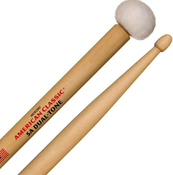 Vic Firth Dual Tone Drum Sticks 5A