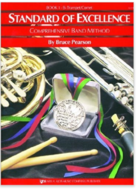 W21TP - Standard of Excellence Book 1 Trumpet