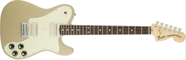 Fender Chris Shifflet Signature Telecaster Shoreline Gold