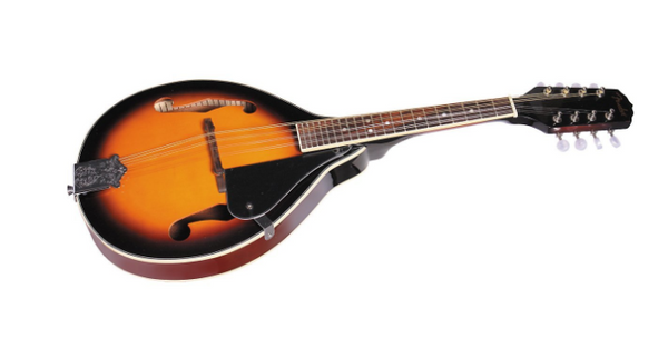 Fender FM 100 Mandolin Pack, Sunburst
