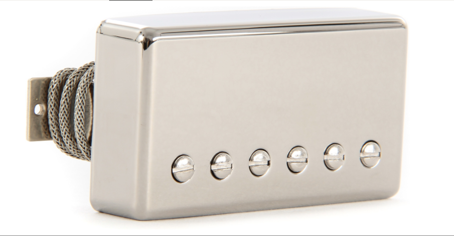 Gibson Burstbucker Type 2 Pickup - Nickel Neck or Bridge 2-Conductor