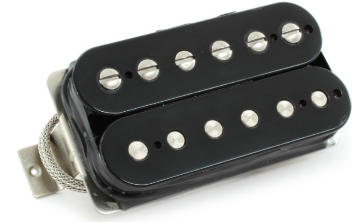 Gibson '57 Classic Pickup - Double Black Neck or Bridge 2-Conductor
