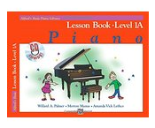 Alfred's Basic Piano Library Level 1A