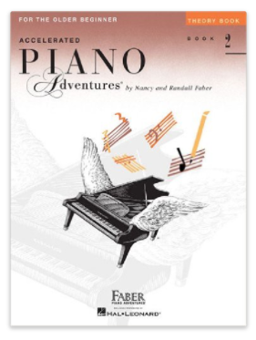 Accelerated Piano Adventures for the Older Beginner Book 2
