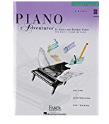 Piano Adventures Level 3B