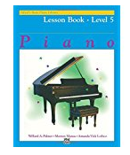 Alfred's Basic Piano. Library Level 5