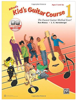 Alfred's Kids Guitar Course