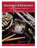 Standard of Excellence Enhanced Book 1
