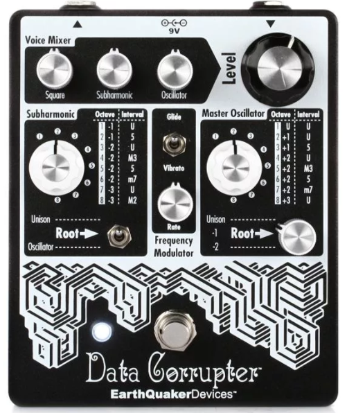 EarthQuaker Devices Data Corrupter Harmonizer