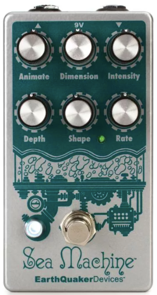 EarthQuaker Devices Sea Machine V3 Chorus