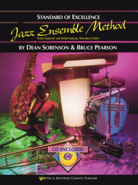 Standard of Excellence Jazz Ensemble Method