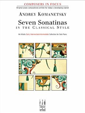Seven Sonatinas in the Classical Style