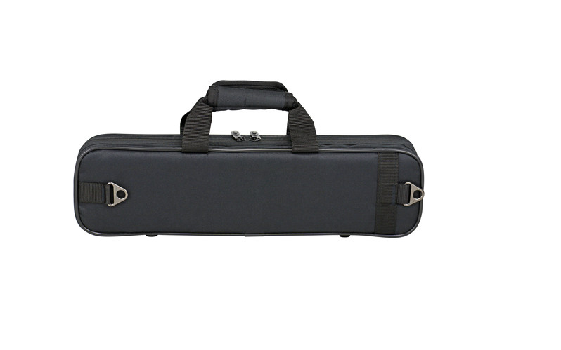 KACES Lightweight Hardshell Case for Flute (Black)