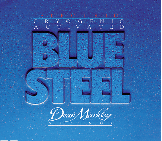 Dean Markley 2552 Blue Steel Light Electric Guitar Strings