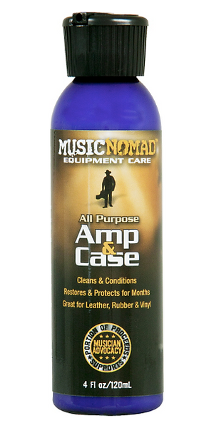 MusicNomad Amp & Case Cleaner & Conditioner