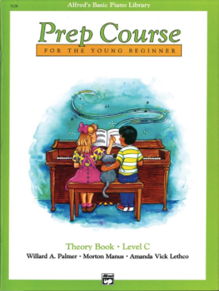 Alred's Basic Piano Library Prep Course