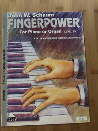 Schaum Fingerpower