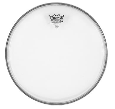 "Remo SA011400 Weatherking Ambassador Hazy 14"" Snare Side Drumheads"