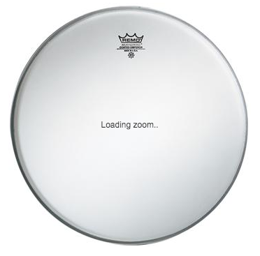 "Remo BE011400 Weatherking 14"" Coated Emperor Batter Drumhead"