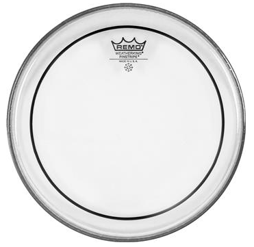 "Remo 10"" Pinstripe Clear Drumhead"