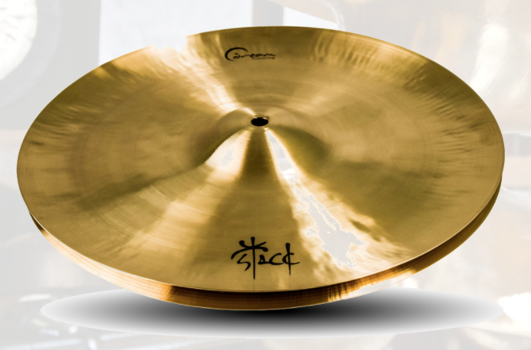 "Dream 10"" Libor Hadrava Signature Cymbal Stack"