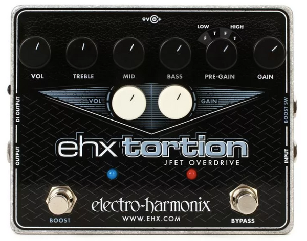 EHX Xtortion Overdrive