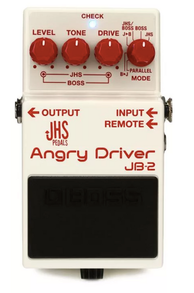 Boss JHS JB-2 Angry Driver
