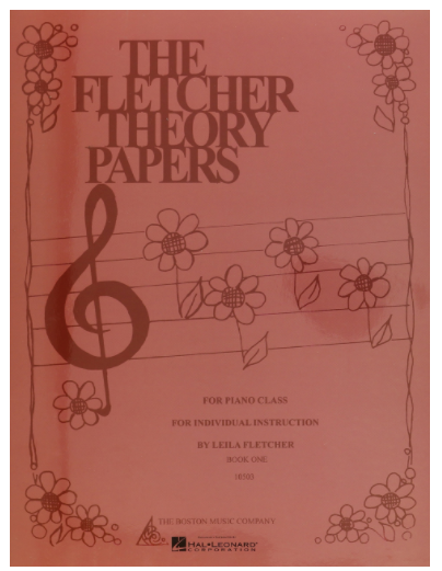 The Fletcher Theory Papers Book 1