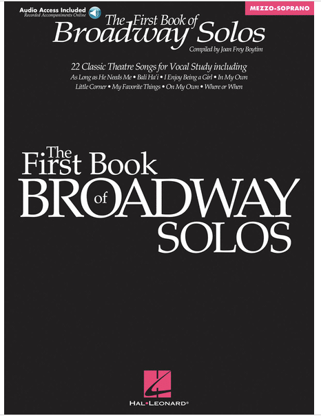 The First Broadway Book of Solos