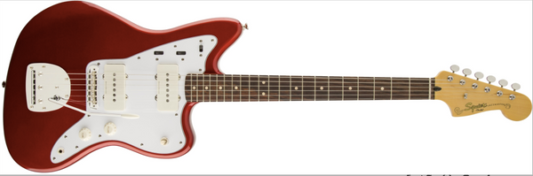 Squier VINTAGE MODIFIED JAZZMASTER®, Candy Apple Red