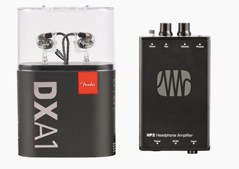 Fender MXA1 BUNDLE
