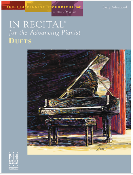 In Recital for the Advancing Pianist Duets