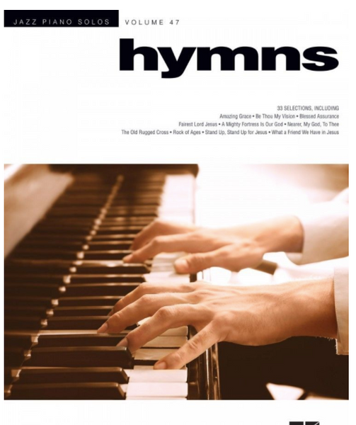Jazz Piano Solos Vol. 47 Hymns