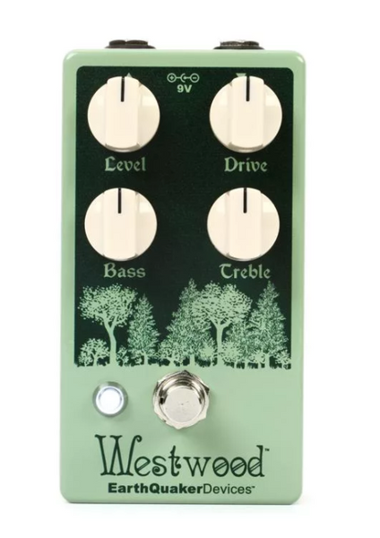 EarthQuaker Devices Westwood Translucent Drive Manipulator #1262