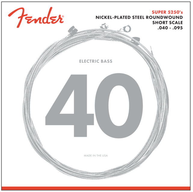 5250 SHORT SCALE BASS STRINGS