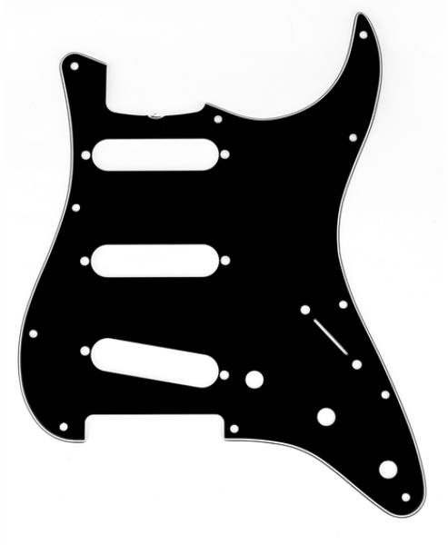 Fender 11-HOLE '60S VINTAGE-STYLE STRATOCASTER® S/S/S PICKGUARD