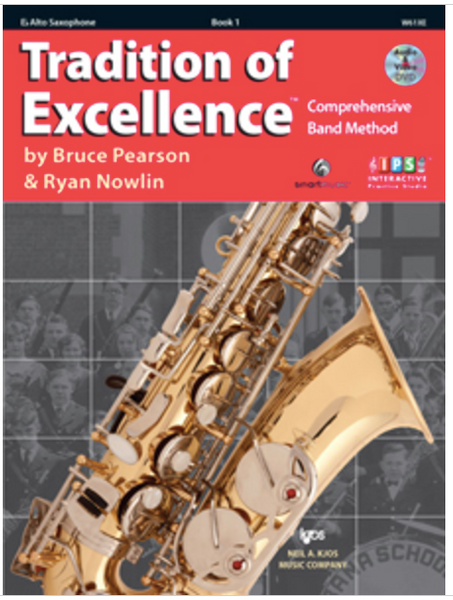 Tradition of Excellence Book 1 Second Edition